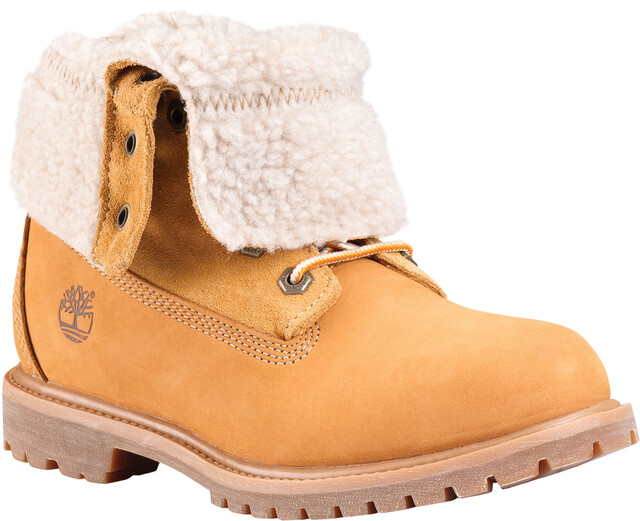 Teddy Authentics Fleece Schoenen Online Wp Timberland Dames Oranje L RLA34q5j